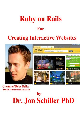 Download Ruby on Rails for Creating Interactive Websites Pdf