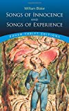 Songs of Innocence and Songs of Experience (Dover Thrift Editions)