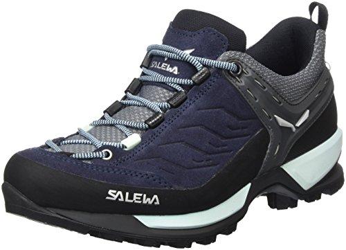Salewa Damen WS MTN Trainer Trekking-& Wanderhalbschuhe, Braun navy