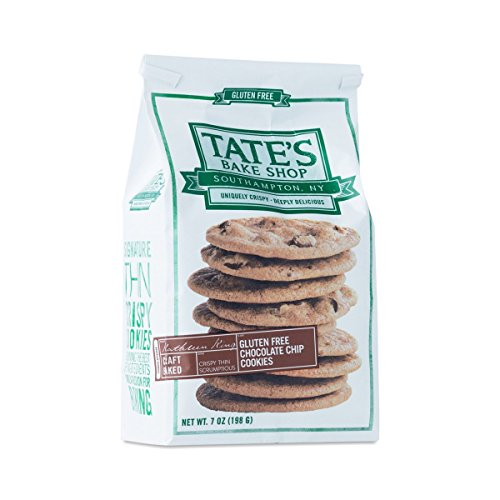 Tates Cookie Choc Chip Glu Free