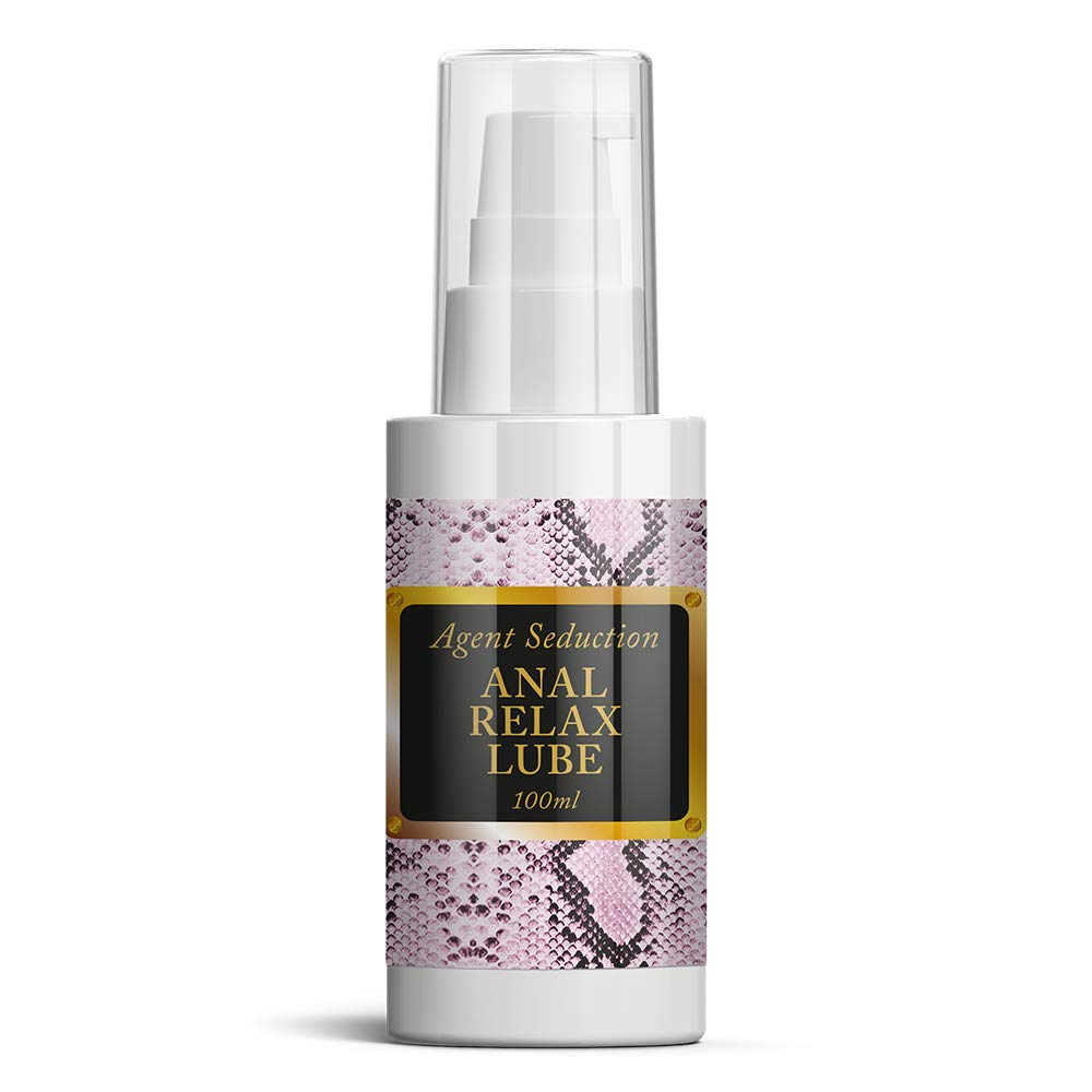Amazon.com: AGENT SEDUCTION ANAL RELAX LUBE – ANAL SEX ...