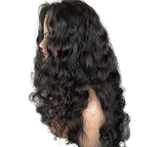 Loose Wave Lace Front Human Hair Wig Glueless