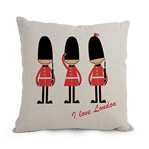 [Uloveme Pillowcover Of London 12 X 20 Inches / 30 By 50 Cm,best Fit For Divan,husband,dance Room,relatives,home Theater Twin] (Best Dance Moms Costumes)