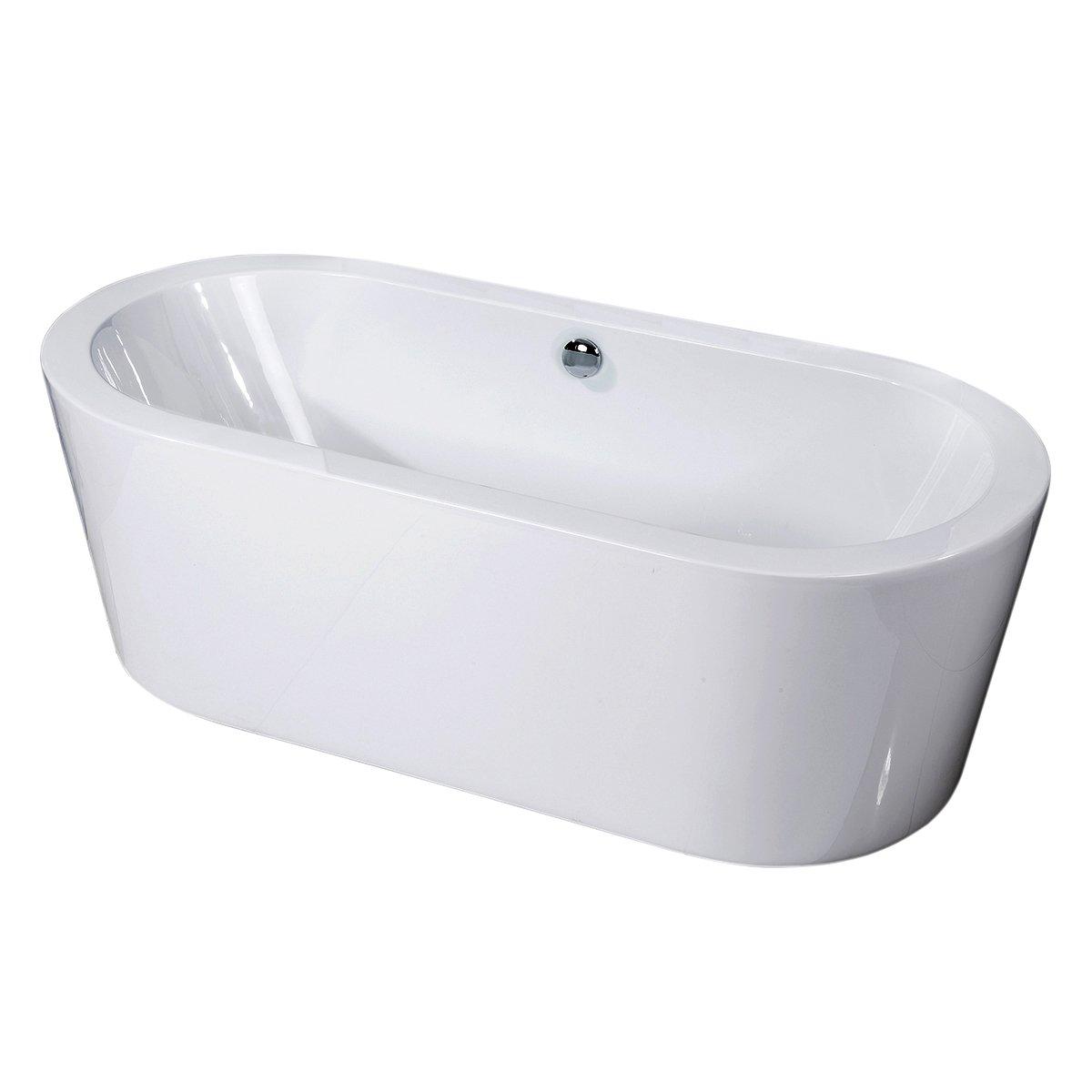 Acrylic Soaking Bathtub