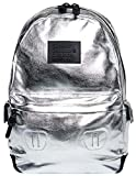 Superdry Accessories Women's Foiled Montana Backpack, Silver One Size