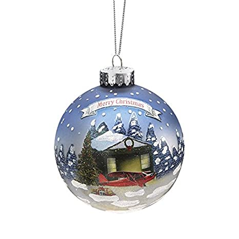 Image Unavailable. Image not available for. Color: Sporty's Wright Bros. Limited  Edition Christmas Ball Ornament - Amazon.com: Sporty's Wright Bros. Limited Edition Christmas Ball