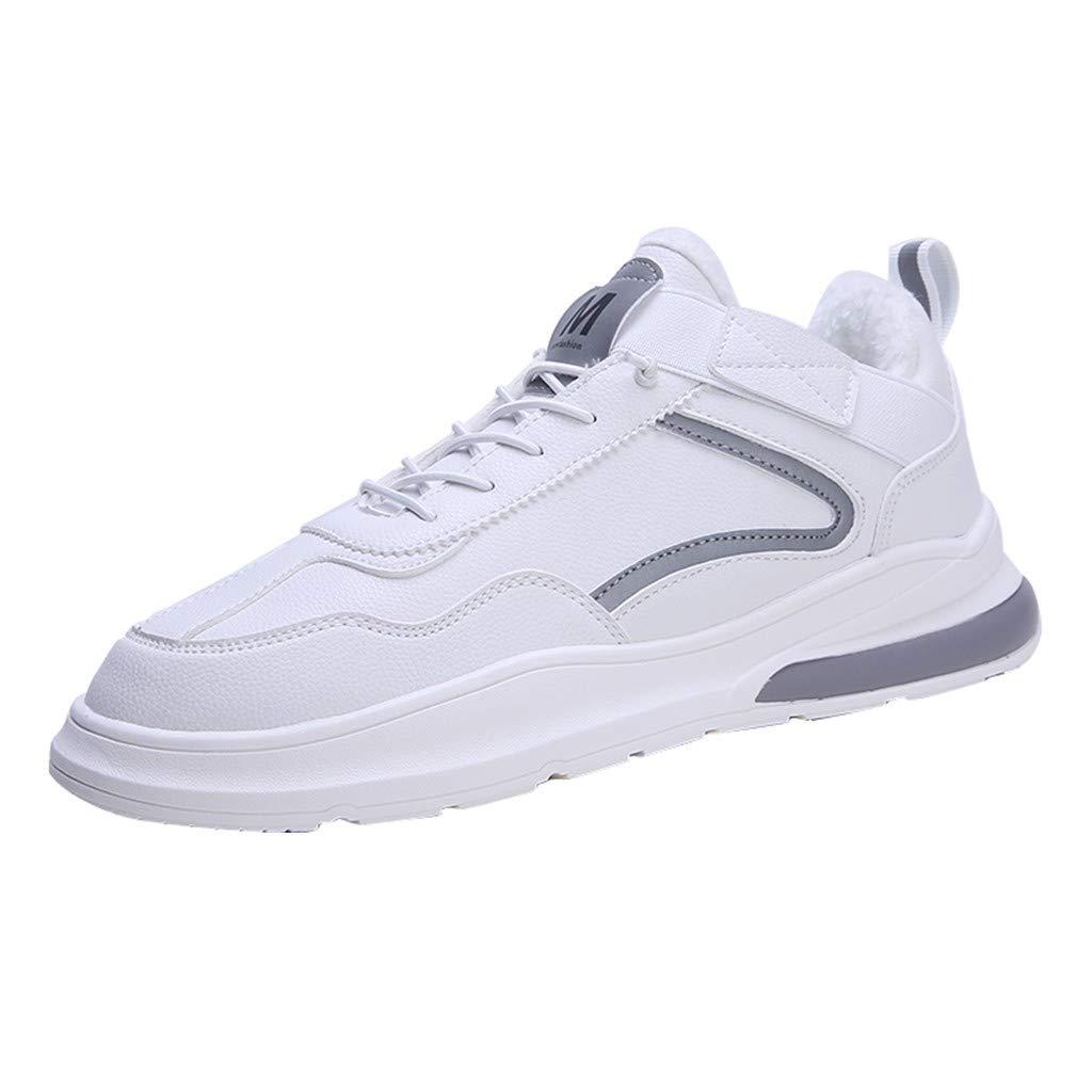 2020 Zapatillas De Deporte Para Hombres, Zapatos Casuales Al Aire Libre Zapatillas Ligeros CóModos Transpirables Caminar Zapatillas Running Para Hombres: Amazon.es: Industria, empresas y ciencia