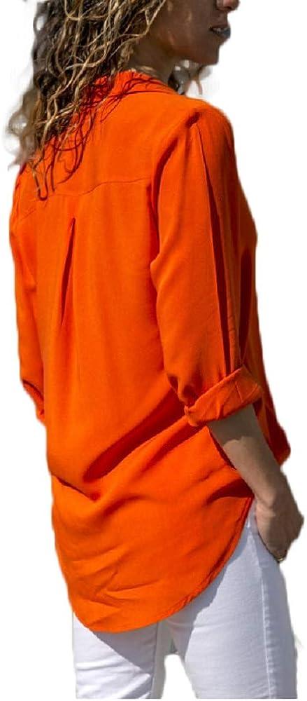 WYSBAOSHU Womens Floral Print Zipper Lightweight Bomber Jacket Casual Long Sleeve Coat