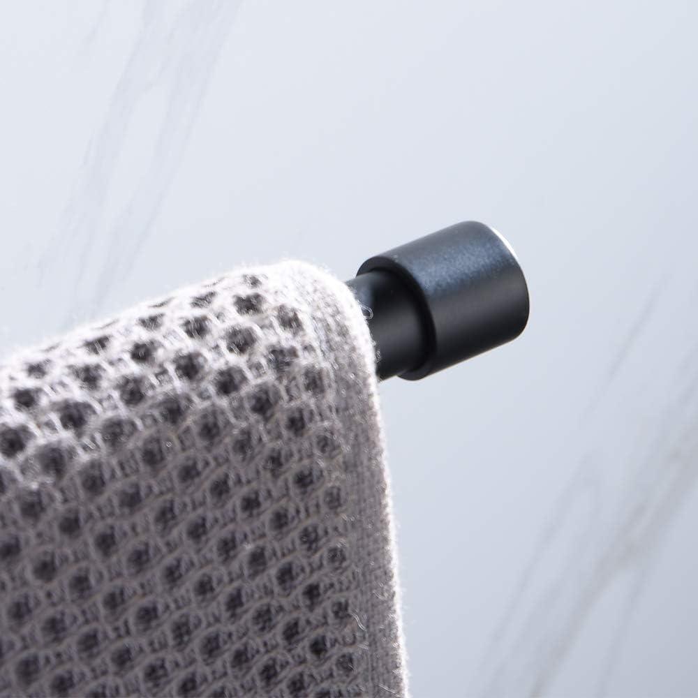 Handtuchhalter Edelstahl Bad Handtuchstange Wandmontage Geb/ürstet 41 CM