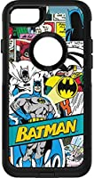 Skinit Batman Comic Book OtterBox Commuter iPhone 7 Skin for CASE - Officially Licensed Warner Bros Skin for Popular...