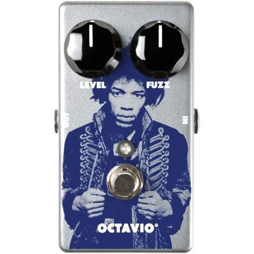 Dunlop JHM6 Jimi Hendrix Octavio Fuzz Pedal Limited Edition 1500 pcs Worldwide - Pedals Hendrix Jimi