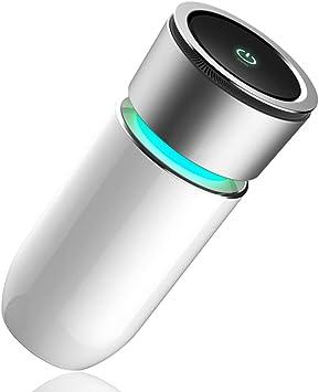 Auto purificador de aire, USB purificador de aire, ambientador ...