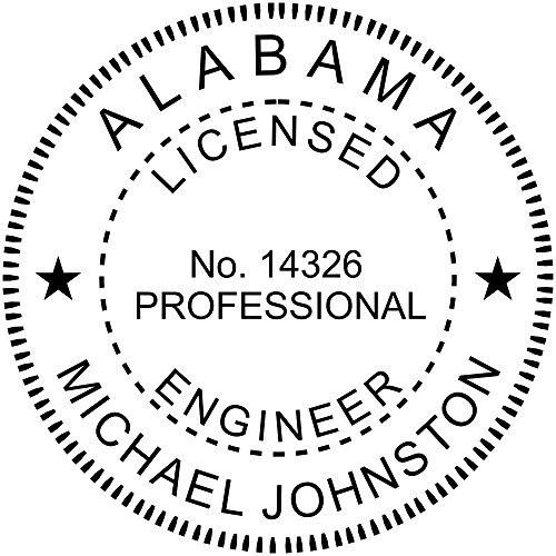 Alabama Stamps - Alabama Engineer Stamp
