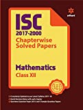 ISC Chapterwise Solved Papers Mathematics for Class 12