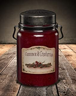 product image for McCall's Country Candles - 26 oz. Cinnamon & Cranberries