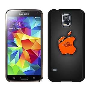 New DIY Custom Design Cover Case For Samsung Galaxy S5 I9600 G900a G900v G900p G900t G900w Hermes 2 Black Phone Case
