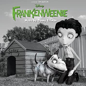 Buy Frankenweenie Online At Low Prices In India Amazon Music Store Amazon In