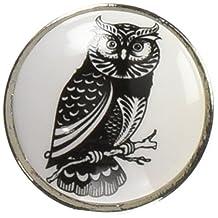 Abbott Collection Home Owl Drawer Knob