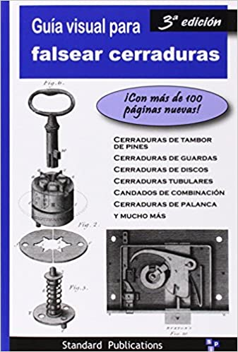 Guía Visual Para Falsear Cerraduras por Mark Mccloud epub