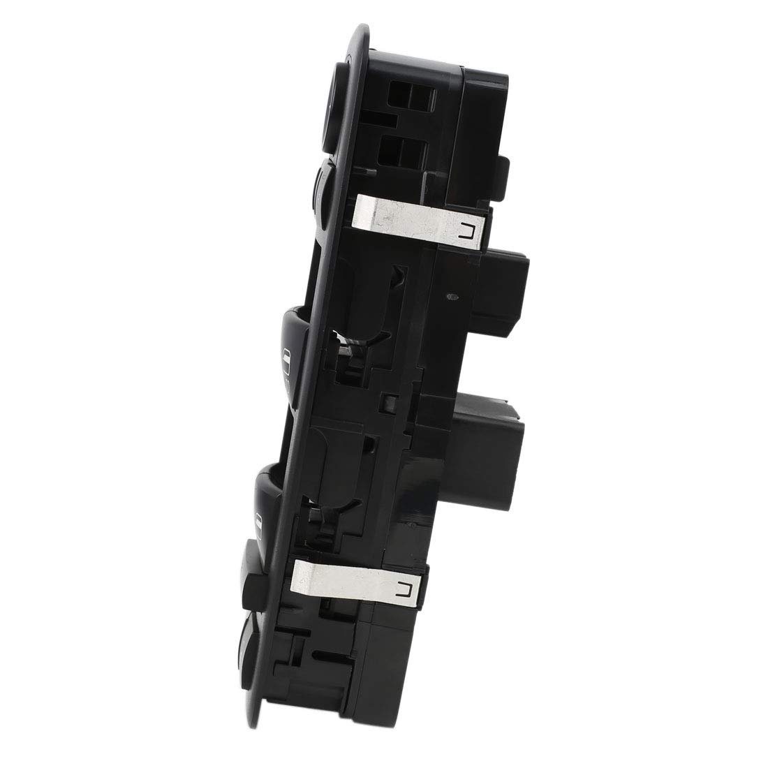uxcell Electric Power Window Master Switch Front Left Driver Side for 4602863AB 2009-2012 Dodge Ram 1500 2500 3500