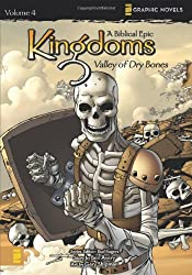 VALLEY OF DRY BONES: A Biblical Epic: Valley of Dry Bones v. 4 (Z Graphic Novels)