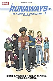 Image result for runaways the complete collection