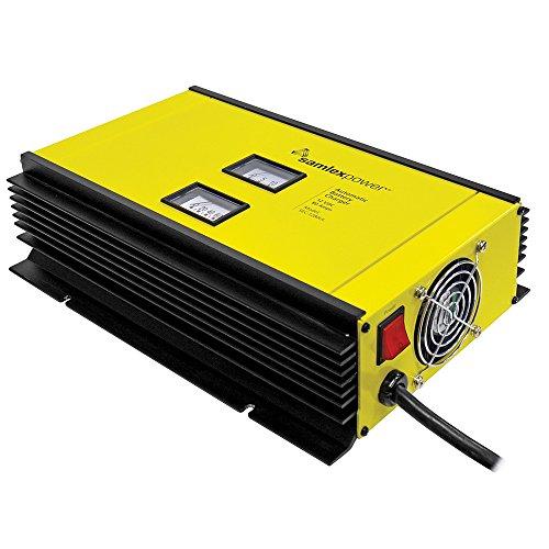 Samlex Solar SEC-1280UL SEC-UL Series 12V Battery Charger 60 Sec Single Supply