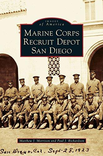 Marine Corps Recruit Depot San Diego ()