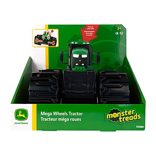 TOMY John Deere Monster Treads Mega Monster (John Deere Monster Treads)