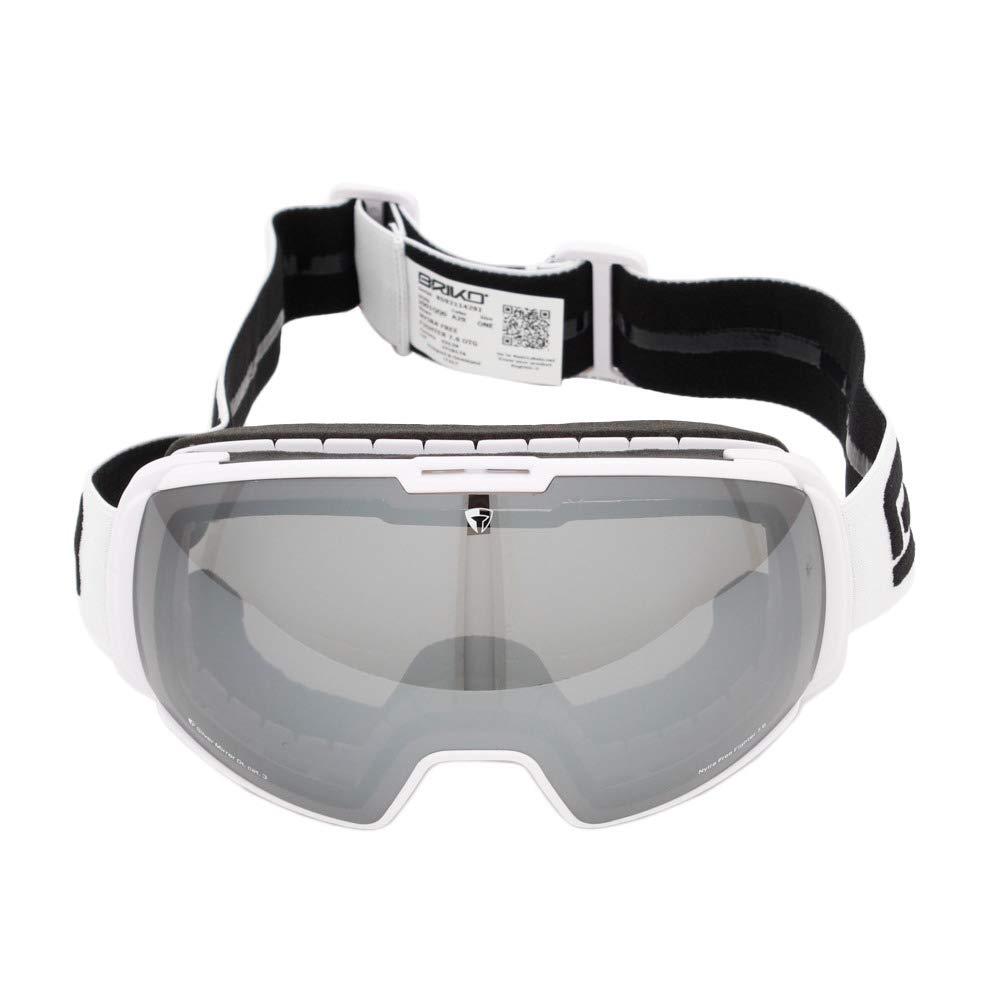 Briko Nyira Free Fighter 7.6 OTG Unisex-Brille für Erwachsene Einheitsgröße