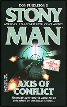 Book Axis Of Conflict The Terror File by Don Pendleton (2003-08-01)