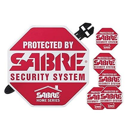 Sabre Home Series HS-SYS - Placa de Alarma de Seguridad en ...