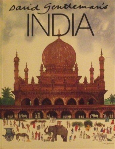 David Gentleman's India (A John Curtis book)