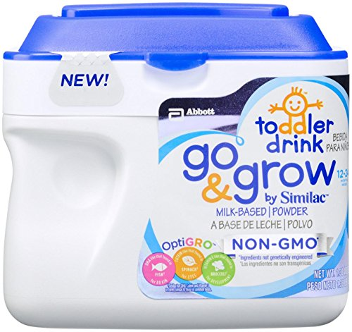 Similac Go and Grow Non-GMO Stage 3 Toddler Formula-Powder-22 Ounces