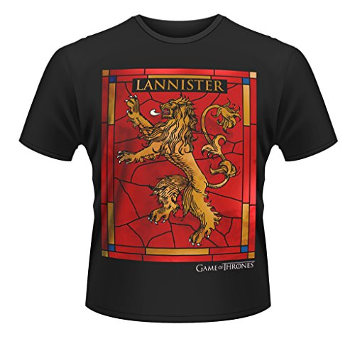 Game of Thrones House Lannister Tyrion offiziell Männer T-Shirt Herren