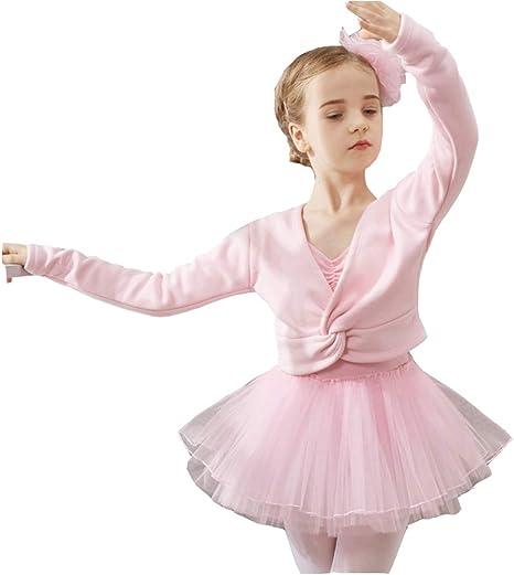 KSITH Ropa De Baile Infantil Niñas Otoño E Invierno Disfraces De ...