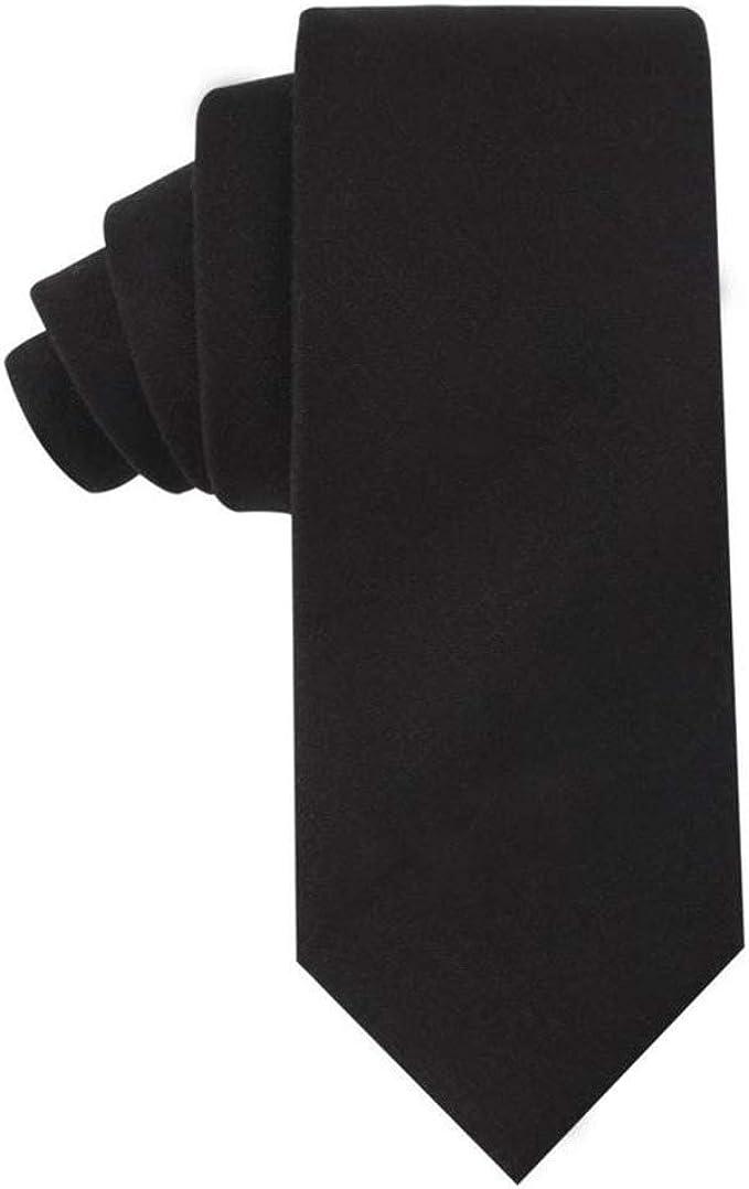 Black Skinny Ties.Wedding Neckties.Mens Tie Black.Groomsmen Ties.Mens Gift. Black Neckties for Men.Black Wool Ties Black Ties