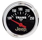 Auto Meter 880260 Jeep Electric Transmission Temperature Gauge