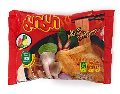 Price comparison product image Instant Rice Noodle Soup,  1.76 oz. Packets (Set of 10) (Tom Saab)