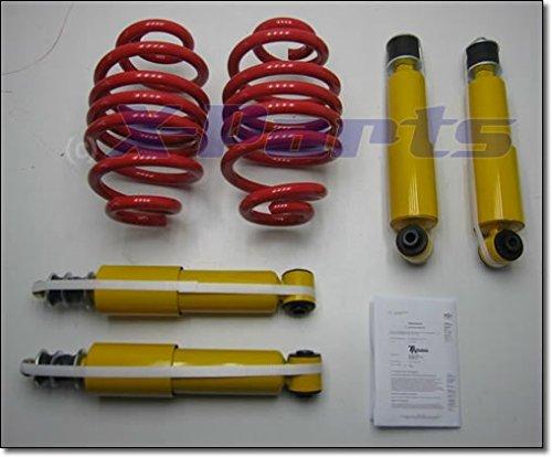 TA Fahrwerk 50mm T4 mit TÜ V Federn EVOVW130 TA-Technix