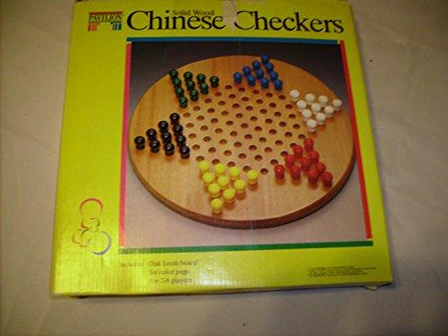 ソリッド木製Chinese Checkersの商品画像