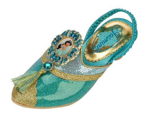 Disney Store Deluxe Jasmine Shoes from Aladdin -