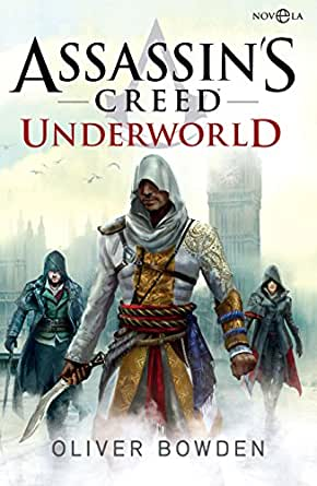 Amazon.com: Assassin's Creed Underworld (Spanish Edition) eBook ...
