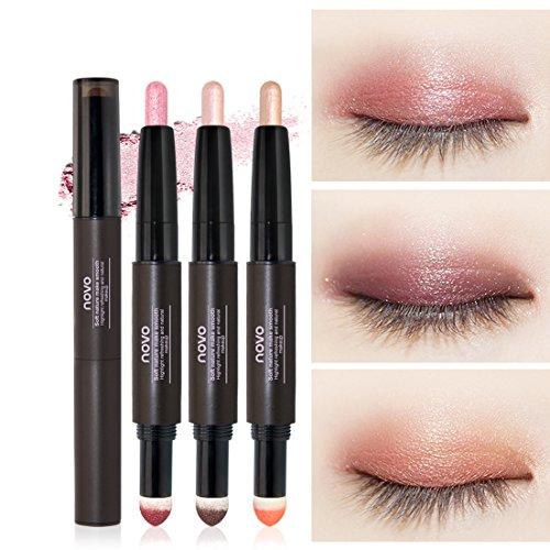 Sunvy 3pcs Cream Eyeliner Eye shadow Pencil Lying Silkworm B