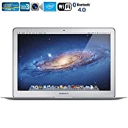 "Apple Macbook Air MC968LL/A - 11.6"" Notebook Computer - 1.6GHz Intel Core i5, 2GB RAM, 64GB SSD (Certified Refurbished)"