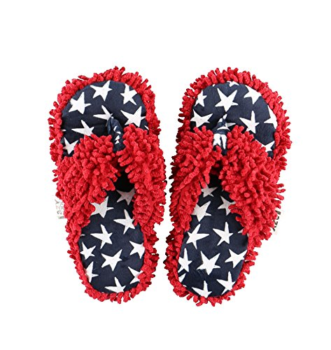 Lazy One Mujeres Spa Slippers Star