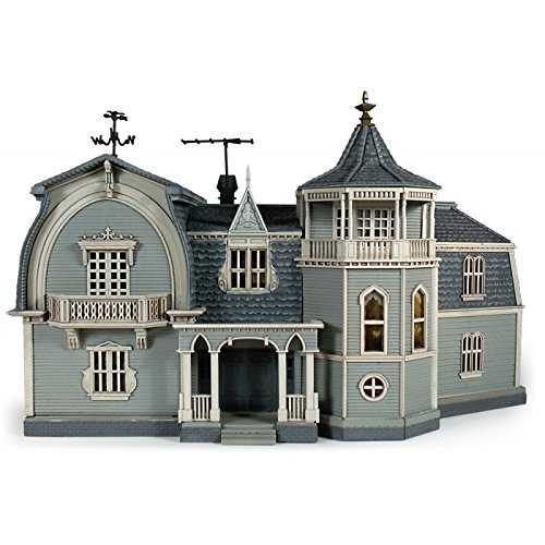 Munsters House Prefinished by Moebius Models Moe2929