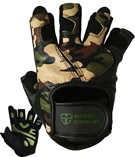 Workout Gloves Weightlifting Training CrossFit