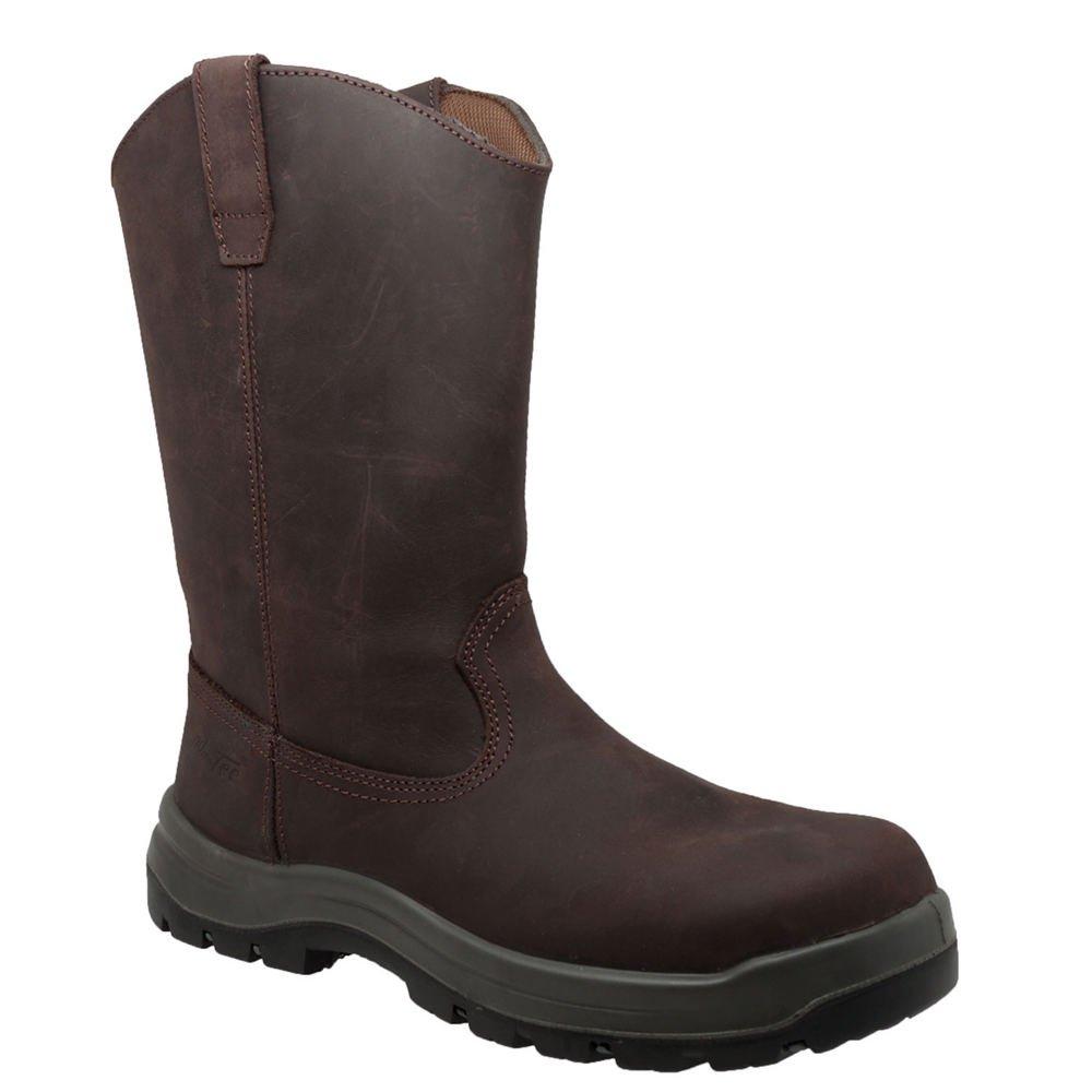 ADTEC Herren 9601 30,5 cm Composite Composite Composite Fuß Wasserdicht Wellington 9e4024