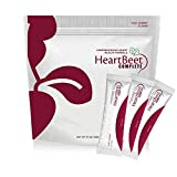 Beetroot Powder Formula for Blood Pressure Support with L-arginine, L-citrulline, CoQ10 and Turmeric. 30 Convenient Stick Packs in Each Bag. Natural & Side-Effect Free HeartBeet Complete.